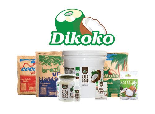 Produtos Dikoko