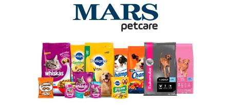 Produtos Mars Petcare inicial