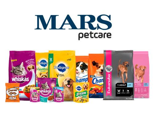 Produto Mars Petcare