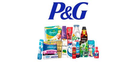 Produtos P&G inicial
