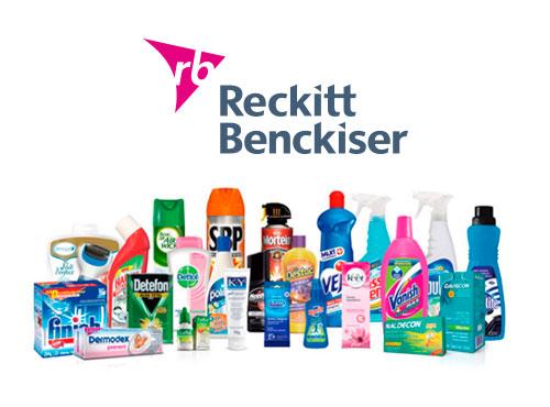 Produtos Reckitt Benckiser