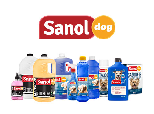 Produtos Sanol Dog